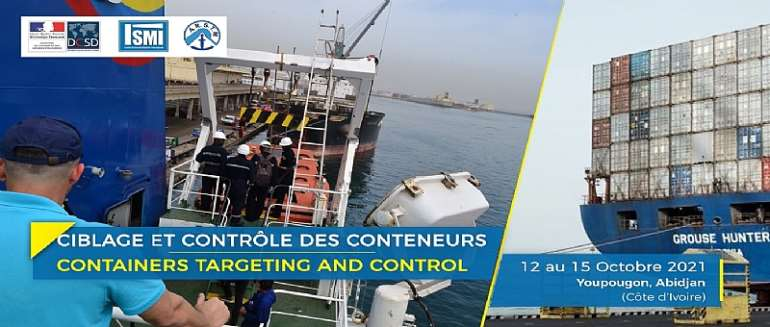 ISMI to hold training on targeting and control of containers from October 12