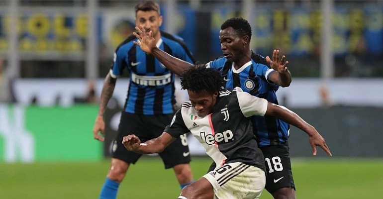 Kwadwo Asamoah Excels In Inter Milan Defeat To Juventus