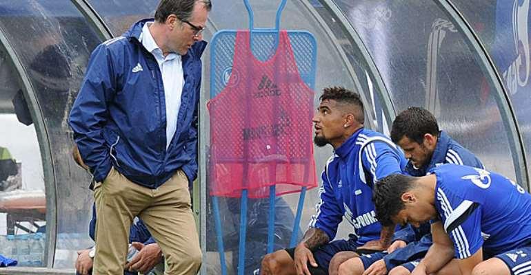 KP Boateng Slams Schalke 04 For Keeping Chairman Clemens Tönnies