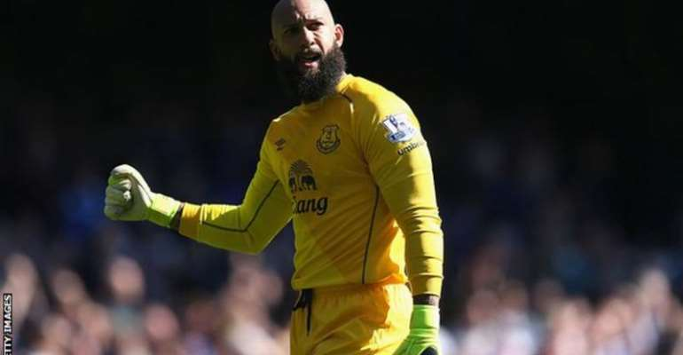 Tim Howard: Ex-Man Utd & Everton Goalkeeper Retires