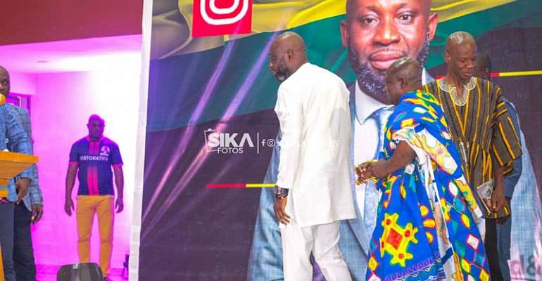 George Afriyie Opens Up On Why He Will Win Upcoming Presidential Elections