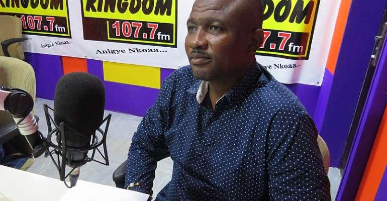 Solomon Nkansah Jabs Akufo-Addo For Collapsing Komenda Sugar Factory