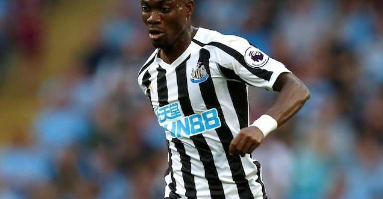 Christian Atsu Cameos In Newcastle's Victory Against Manchester United