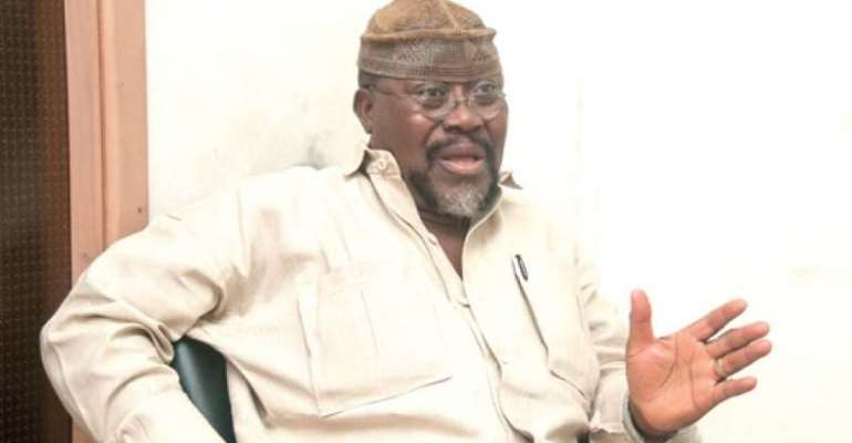 GFA Elections: Dr Nyaho Tamakloe Slams Normalization Committee Osei Palmer's Disqualification