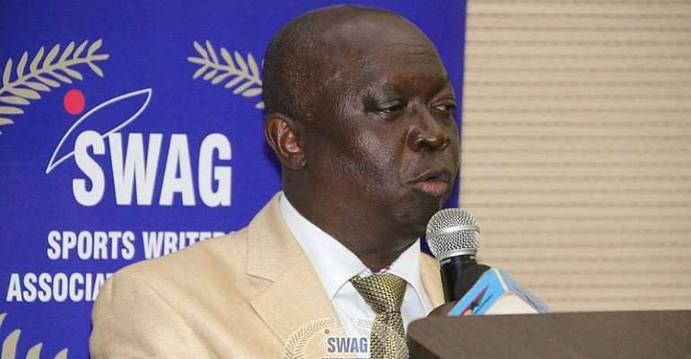 Sports Writers Association Of Ghana (SWAG) Elect New Members
