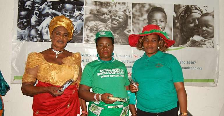 Chinwe Chibuike Foundation, Abia First Lady Flag-Off Free Eye CareService In Umuahia with Over 1000 Beneficiaries (