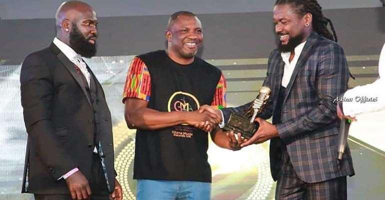 GHANA Music Awards UK Honours Samini - PHOTOS