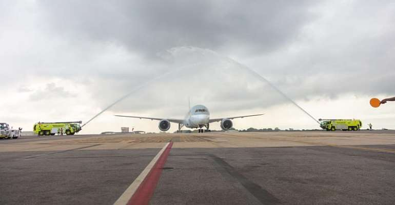 Qatar Airways Touches Down In Accra, Ghana Today With Four Weekly Flights