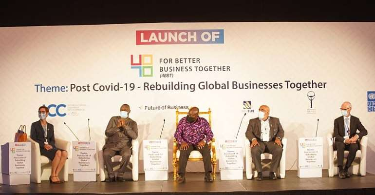 Major Boost For Businesses, SDGs As President Akufo-Addo Launches 4BBT