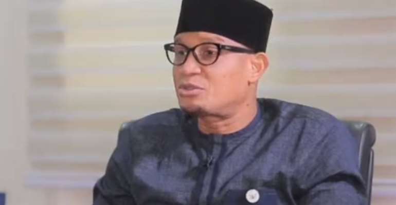 Mustapha Hamid Defends Akufo-Addo's Achievement In Health