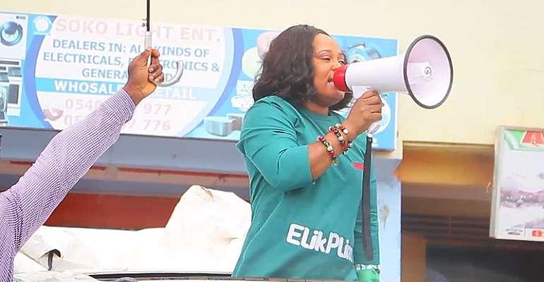 Enough Is Enough!! Dome-Kwabenya Must See 'CHANGE' On 7th December---Elikplim Akurugu