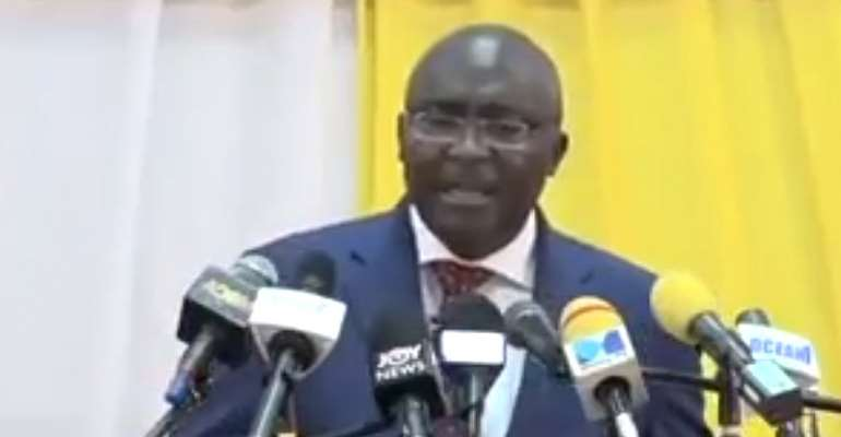 Ghana's VP Dr. Bawumia Excited about Land Digitization?