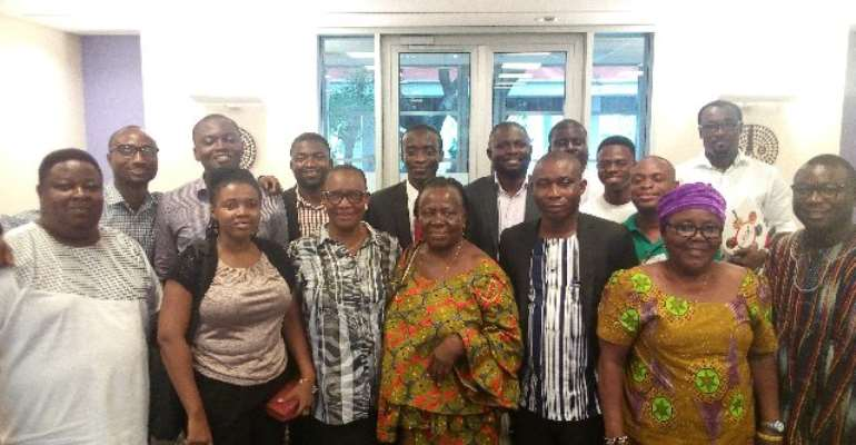 Ghanaian Farmers Schooled On Warehouse Receipts