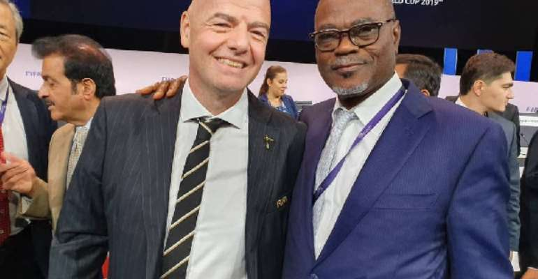 Normalization Committee Mandate Extended By FIFA