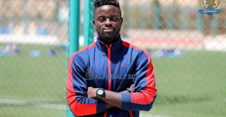 Striker Cosmos Dauda Joins Lebanese Side Salam Zgharta