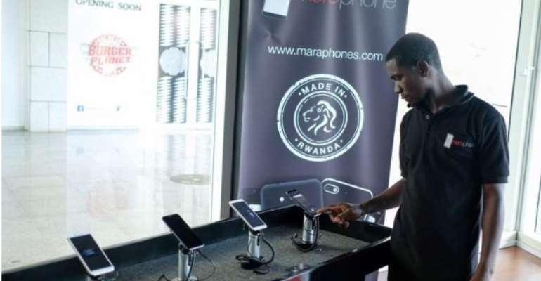 Rwanda Unveil First 'Made In Africa' Smartphones