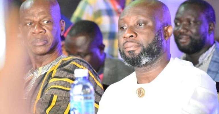 GFA Elections: Kotoko, Medeama Back George Afriyie For Ghana FA Presidency