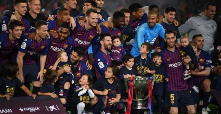 Barcelona Players Handed €92m In Bonuses Last Season