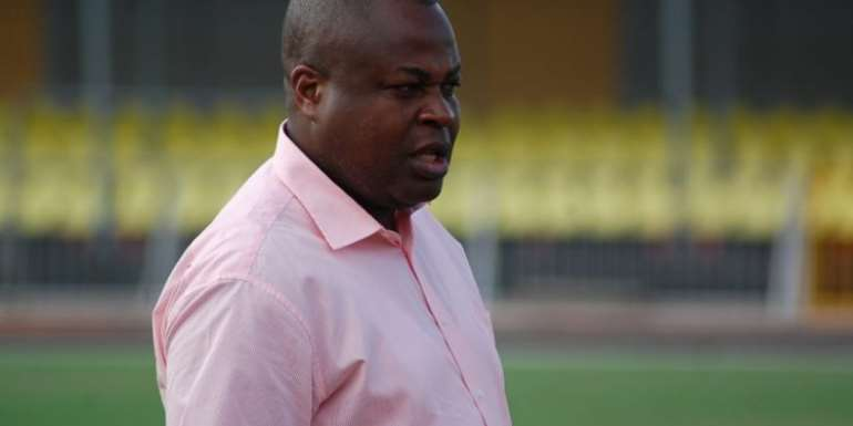 GFA Elections: Fred Pappoe Optimistic Of Victory