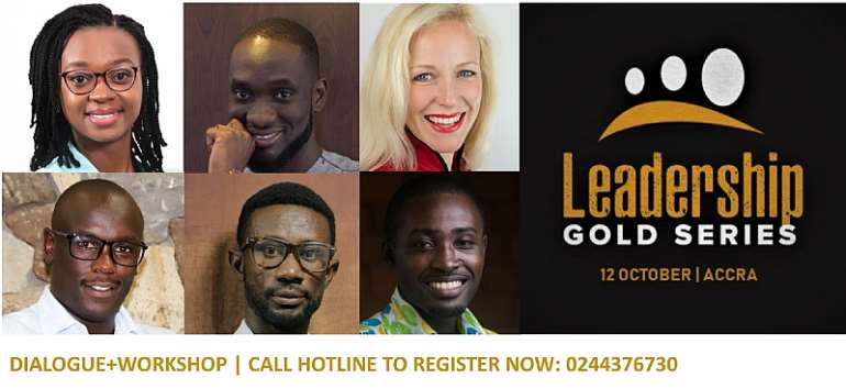 Press Release: Leadership Gold Series To Be Held In Accra