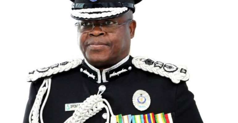 IGP Oppong-Buanuh Is Credible —Akufo-Addo