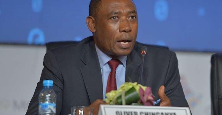 Oliver Chinganya(ECA)