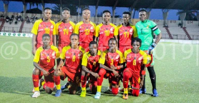 Coach Mercy Tagoe Names Black Queens Starting Eleven For Kenya Clash