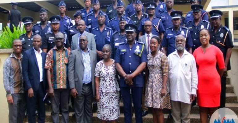 Police-Media Relations Framework Adopted