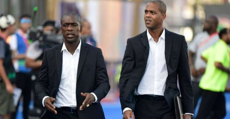 Seedorf And Kluivert Report Cameroon To FIFA