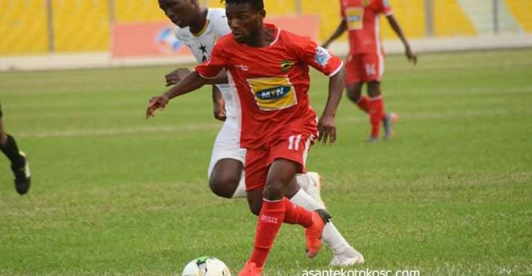 Maxwell Baakoh Returns To Full Fitness After Long Term Injury