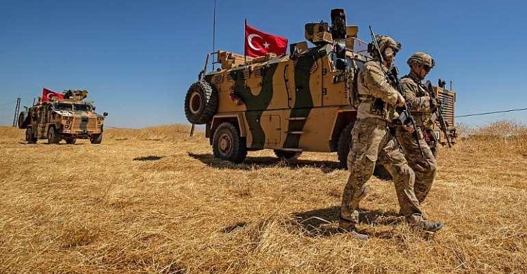 AFP/Delil Souleiman