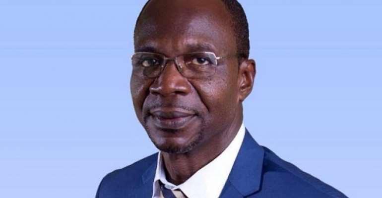 GJA President, Mr. Affail Monney