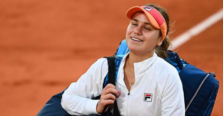 Kenin edges past Kvitova to set up Swiatek clash in French Open final