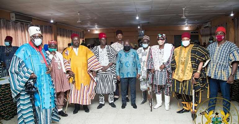 Your Performance Will Grant You Victory Again – Upper East Chiefs To Akufo-Addo