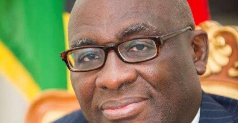 Papa Owusu-Ankomah urges the Diaspora to keep investing in Ghana