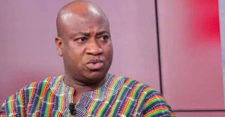 Member of Parliament for Tamale Central constituency, Ibrahim Mohammed Murtala