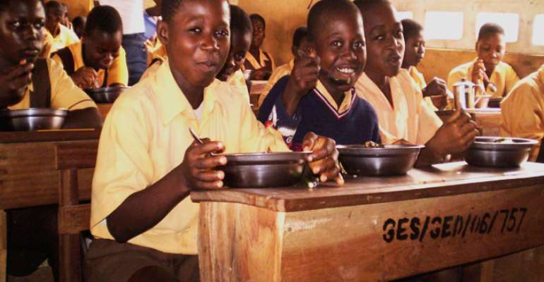 Group wants School Feeding Programme extended to JHS