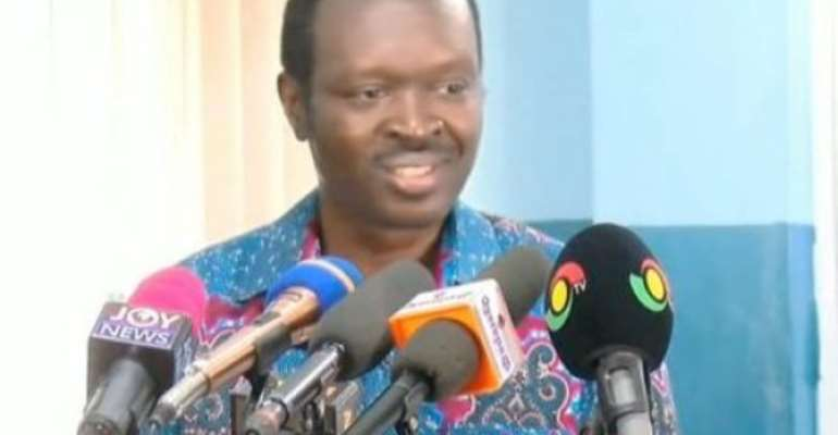 There is no gay gene — Edem Senanu rubbishes homosexuals' argument