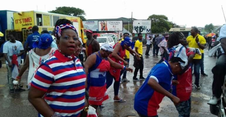 NPP Chairman Hopeful In Cape Coast South Calls For Calm
