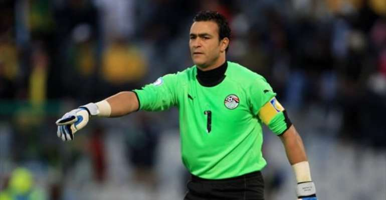 Egypt's 44-Year-Old Goalie El-Hadary Eyes 2022 World Cup