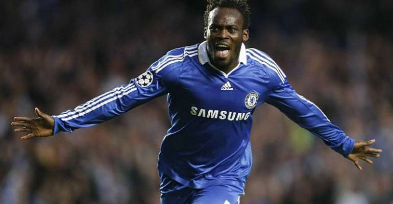 My Goal Against Barcelona Is One Of The Best In My Career - Micheal Essien