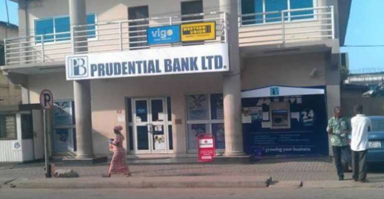 Prudential Bank Denies Collapse Reports