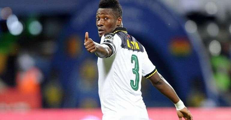 2019 AFCON Qualifier: Asamoah Gyan Rate Sierra Leone As 'Undergos'