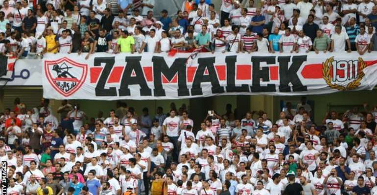 Zamalek Can't Leave CAF To Asian Football Confederation - Shatta