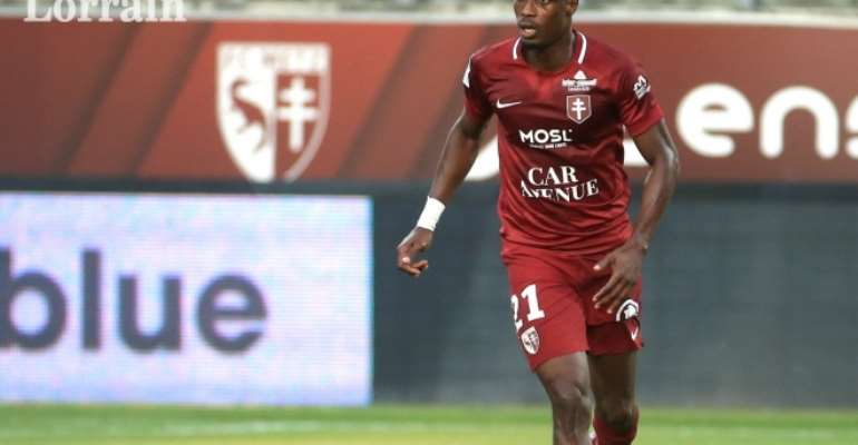 John Boye Stars As FC Metz Defeat Ati-Zigi's Sochaux In Ligue 2