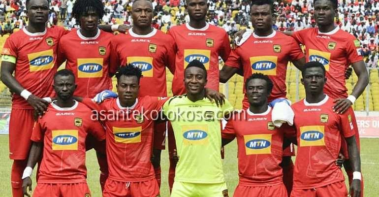 Asante Kotoko Unaware Of Black Stars Friendly