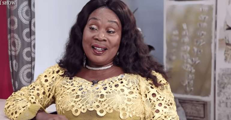 Actress Maame Dokono Shares Her #Sex-For-Grades Experience