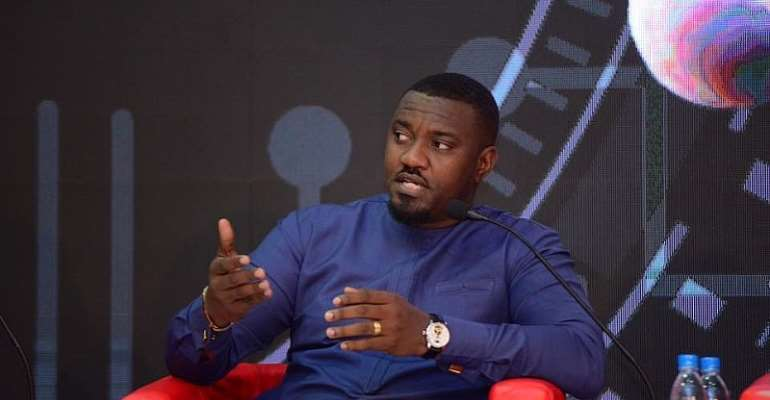 Africa can't compete west with 'cutlass and hoe' – Dumelo