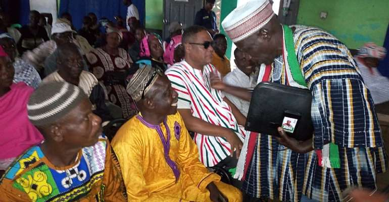 I Will Collapse NPP, NDC In The Savannah Region--CPP Chairman-Elect