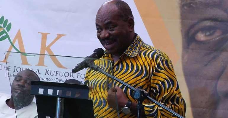 GFA Elections: George Amoako Gets Huge Backing Form CAF